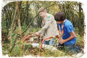 Verkenners Johannes Post Groep, Scouting Assen