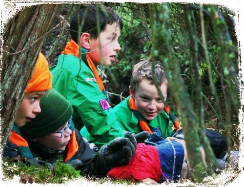 Scouting levert zeer belangrijke bijdrage aan buitenspelen
