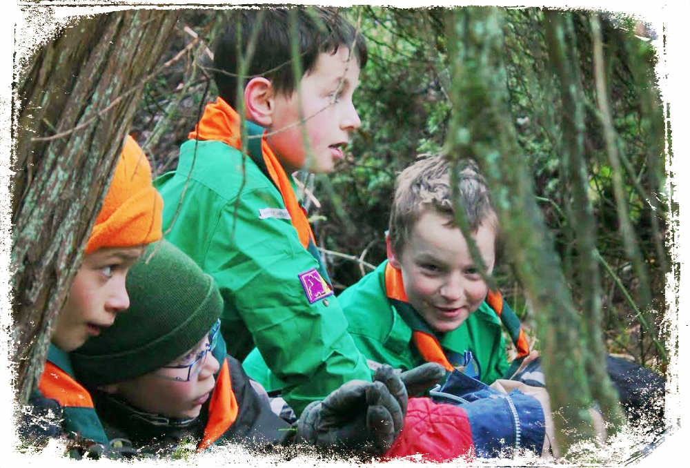 Welpen Johannes Post Groep, Scouting Assen