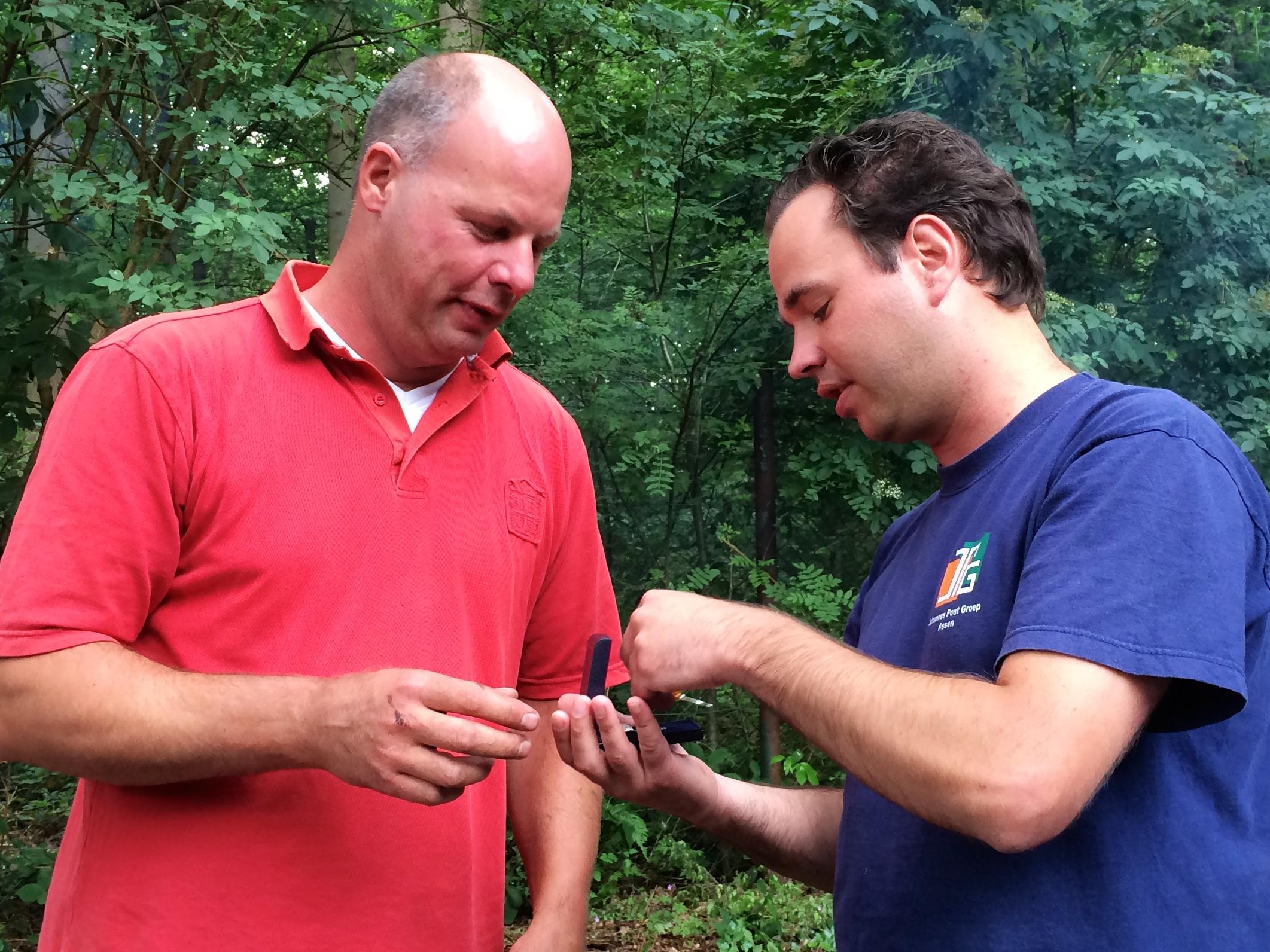 | Johannes Post Groep, Scouting Assen