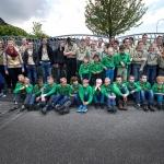 Dodenherdenking 2015 - Groepsfoto