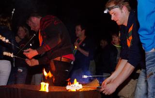 Rabo Midnightwalk Marshmellow Vuur