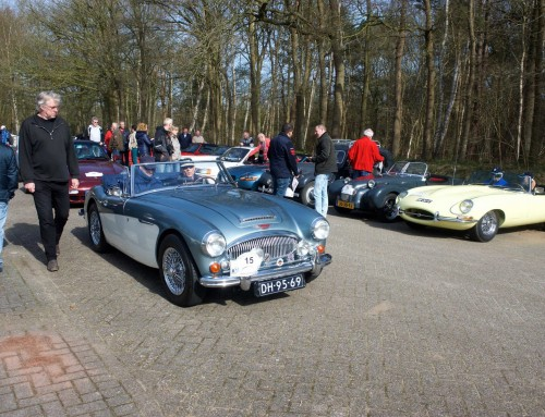 PAGrally op 15 april weer van start
