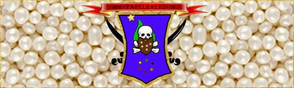 Parelbaard - Piraten - NPK 2016