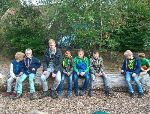 Herfstkamp welpen: langs de sterrenwacht, over het heideveld en op bezoek bij het duurzaamheidscentrum