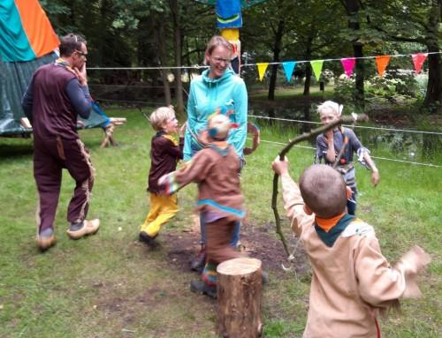 Een weekend tussen de scouts – verslag van een ouder die niet zo veel weet van scouting