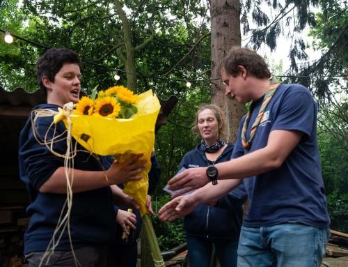 Einde seizoen en afscheid van vrijwilligers