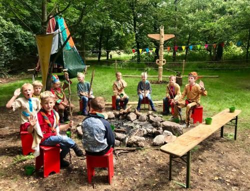 Bevers gezocht: Scouting in Assen voor stoere jongens vanaf 5 jaar!